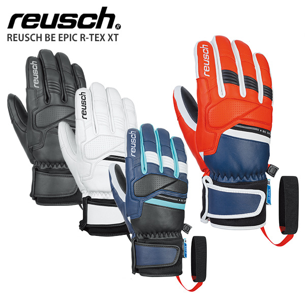 로이쉬 스키장갑 1920 REUSCH BE EPIC R-TEX® XT