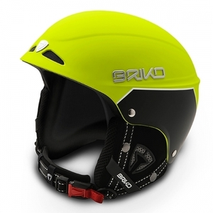 스키헬멧,브리코헬멧 1516 BRIKO SNOWY-MATT YELLOW FLUO MATT BLACK