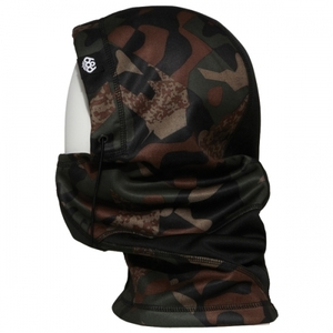 686바라크라바 15/16 686 Hunter Face Mask-Hunter Cubist Camo 마스크,넥워머