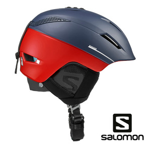 살로몬 스키헬멧 1617 SALOMON RANGER² C.AIR NAVY/RED
