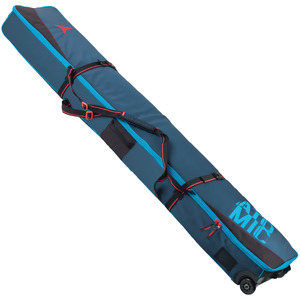 아토믹 스키휠백 1617 ATOMIC AMT TAIL WHEELIE 2 SKI BAG SHADE