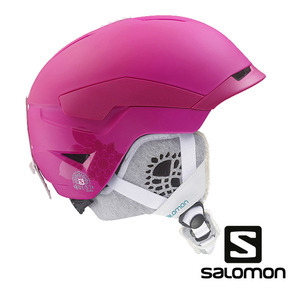 살로몬 스키헬멧 1617 SALOMON QUEST ACCESS W MAGENTA