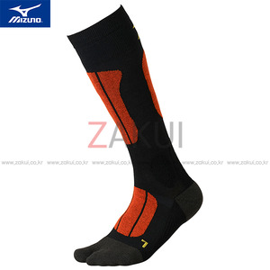 미즈노 스키양말 1718 MIZUNO TECHNICAL FIT SOCKS TABI 54
