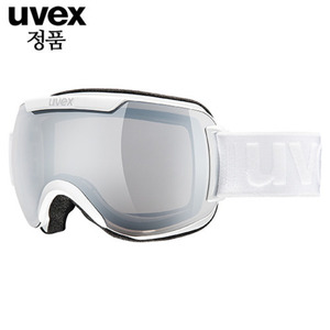 우벡스고글 1617 UVEX downhill 2000 VLM ASIAN FIT all white