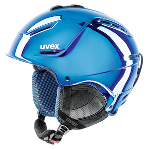 우벡스 스키헬멧 1718 uvex p1us pro chrome LTD BLUE