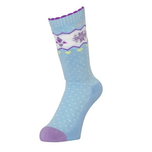 아동 스키양말 1718 PHENIX Snow Crystal Girl's Socks LB