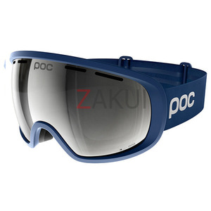 POC 스키고글 1718 Fovea Clarity Comp A.D Lead Blue