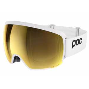 1718 POC 스키고글 Orb Clarity White/Gold