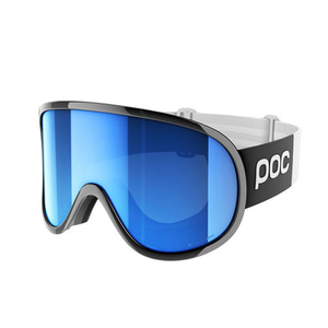 스키고글 1819 POC Retina Big Clarity Comp black/blue