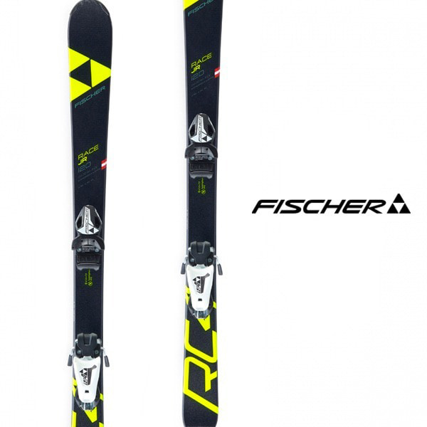 아동스키 1819 FISCHER RC4 RACE JR + FJ7 AC