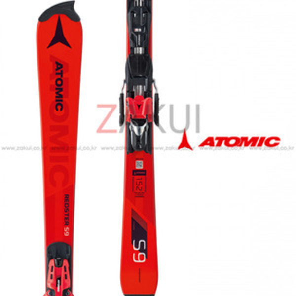 아토믹 레드스터 1819 ATOMIC S9 FIS JR + X 12 TL-RS