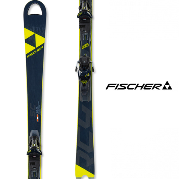 피셔스키 1920 FISCHER RC4 WC SC RT YELLOW