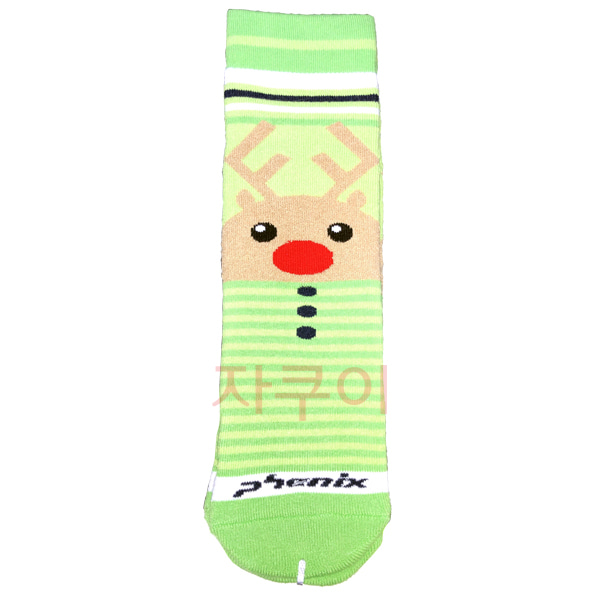 아동 스키양말 1920 PHENIX Character Tube Socks YG