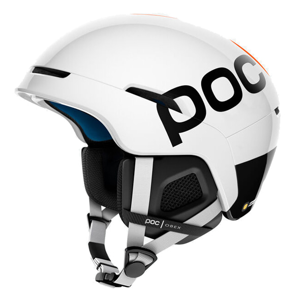 POC 스키헬멧 1920 OBEX BACKCOUNTRY SPIN WHT ORG