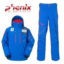 피닉스 스키복 1516 PHENIX NORWAY TEAM Jacket RB+Norway Team Full Zipped Pants RB 노르웨이 스키팀복