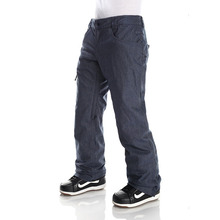 686 보드복 1617 686 Authentic Raw Insulated Pant Midnight Blue Denim