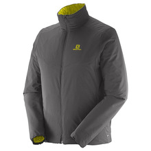 살로몬 스키복 SALOMON DRIFTER JACKET GALET GREY 양면