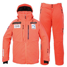 피닉스팀복 1718 PHENIX Norway Team Jacket +Norway Team Full Zipped Pants FOR
