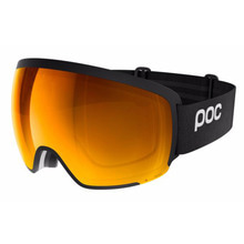 스키고글 1718 POC Orb Clarity Black/Orange