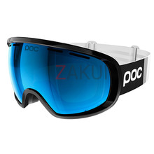 POC 스키고글 1718 Fovea Clarity Comp Black/Blue