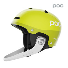 스키헬멧 POC 1718 ARTIC SL SPIN YELLOW