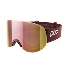 고글 1819 POC Lid Clarity L-RED/GOLD