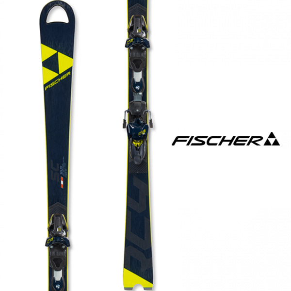 피셔스키 1920 FISCHER RC4 WC SC CB YELLOW BASE