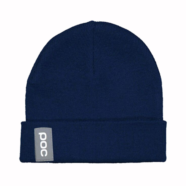 POC 스키비니 SOLID BEANIE LEAD BLUE