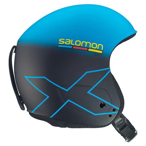 살로몬 스키헬멧 1415 SALOMON X RACE SLAB BLUE BLACK
